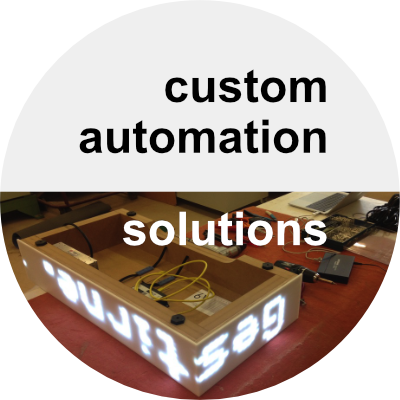 custom automation solutions